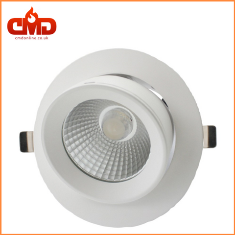 LED Circular Wallwasher Shoplight 30w - IP40 - CMD Online