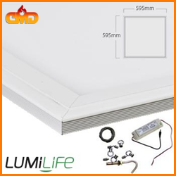 LED Panel 595 x 595mm - 40 Watt High Output - CMD Online