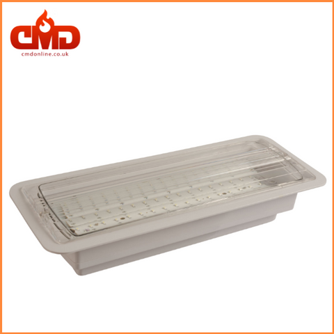 LED Emergency Recessed Fitting - 6w - IP20 - CMD Online