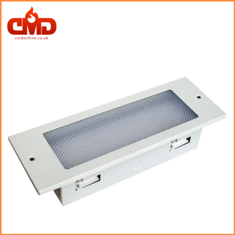 LED Emergency Recessed Fitting - 2.5w - IP20 - CMD Online