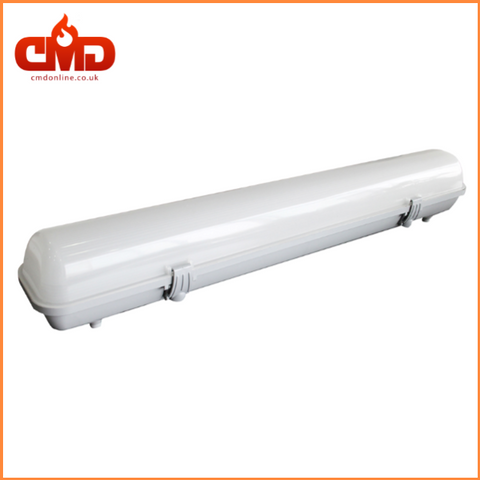 Fortress LED Non Corrosive Fittings - 2ft, 4ft, 5ft, 6ft - 24w to 80w - NCF - IP65 - CMD Online