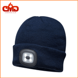 Beanie Hat with LED Headlight - B029 - Portwest - Various Colours - CMD Online