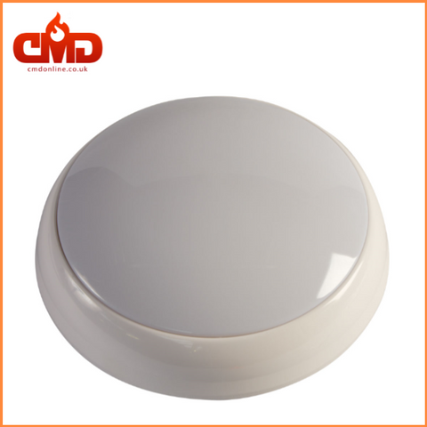 Empty Body Circular Polo Bulkhead - POLB - Suitable for E15LED Tray - CMD Online
