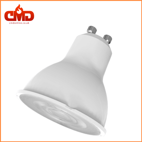 LED GU10 Bulbs 5w and 5.5w - Dimmable - Non Dimmable - 3000k - 4000k - CMD Online