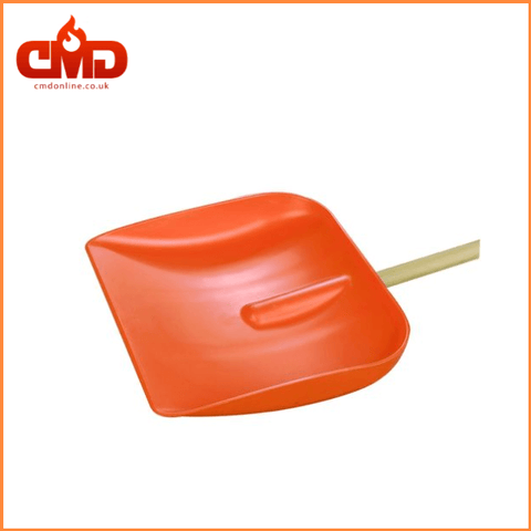Snow Shovel - 427mm Wide - Shatter Resistant Polypropylene Snow Scoop - CMD Online