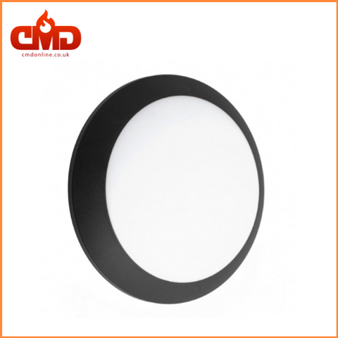 Round LED Bulkhead Outdoor Wall Light - Fumagalli Umberta - CMD Online