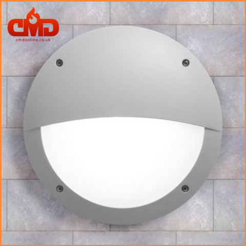 Round Eyelid LED Bulkhead Outdoor Wall Light - Fumagalli Lucia EL - CMD Online