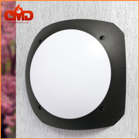 Square LED Bulkhead Outdoor Wall Light - Fumagalli Stucchi - CMD Online