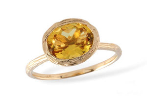 SALE Citrine Ring