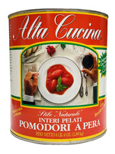 Load image into Gallery viewer, Alta Cucina Naturale Style Plum Tomatoes, 6 lb 6 oz