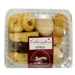 Cookies Con Amore, Assorted, 14 oz