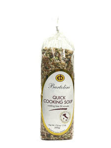 Bartolini Quick Cooking Soup, 7.6 oz