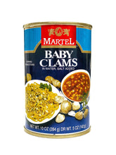 Load image into Gallery viewer, Martel Baby Clams, 10 oz