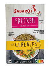 Load image into Gallery viewer, Sabarot Freekeh, 400g
