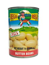 Load image into Gallery viewer, Rega Butter Beans, 14 oz