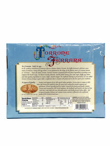 Torrone Ferrara Traditional Nougat With Almonds, 7.62 oz