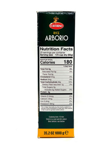 Curtiriso Arborio Rice, 35.2 oz