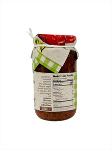 Critelli Sun Dried Tomato Pesto with Almonds and Pistachios, 6.35 oz