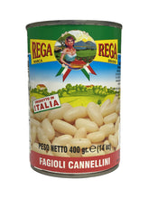 Load image into Gallery viewer, Rega Cannellini Beans, 14 oz