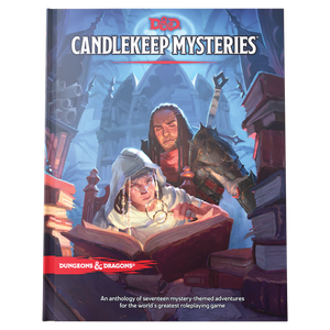 Dungeons & Dragons : Candlekeep Mysteries