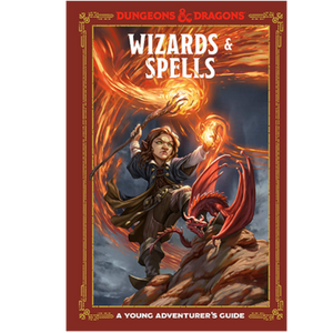 WIZARDS & SPELLS : A YOUNG ADVENTURER'S GUIDE
