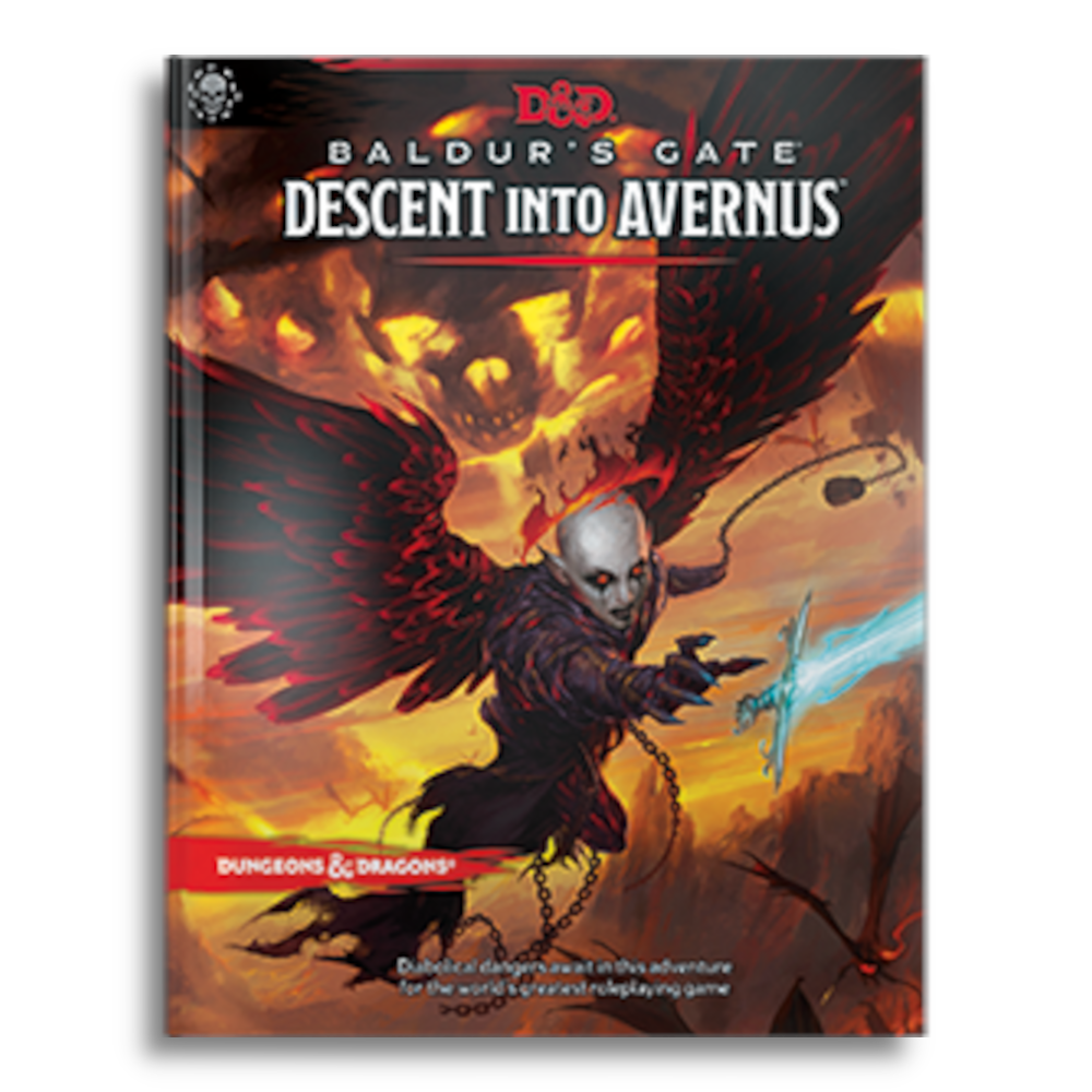 D&D - Baldur's Gate: Decent into Avernus