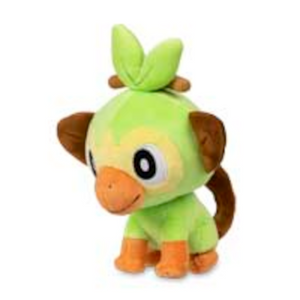 Grookey Pokemon Plush