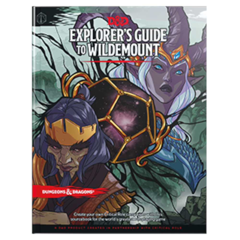D&D - Explorer's Guide to Wildmount