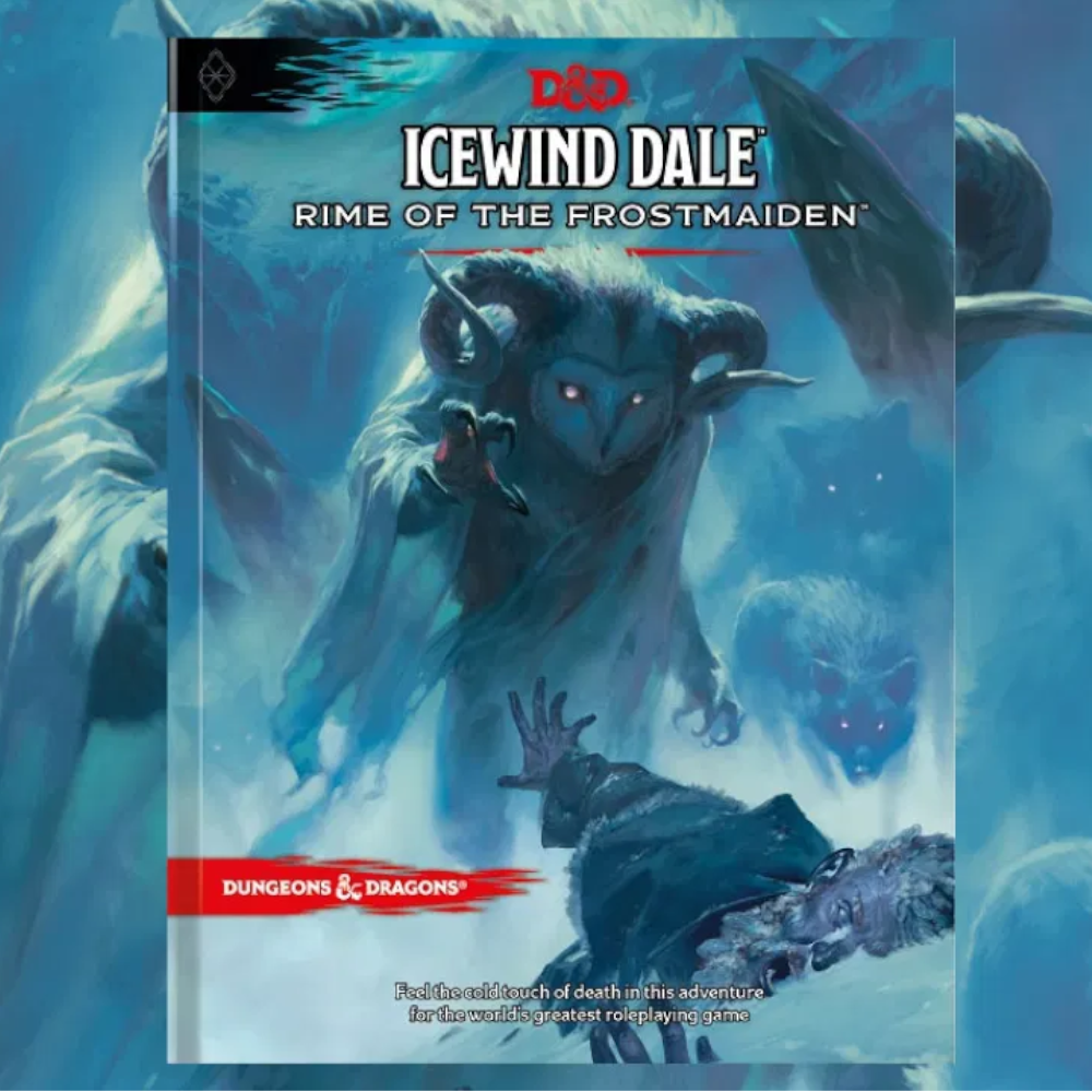 Dungeons & Dragons: Icewind Dale - Rime of the Frost Maiden