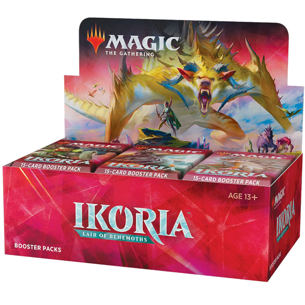 Ikoria : Lair of Behemoths Booster Box