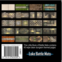 Load image into Gallery viewer, Little Book of Battle Mats