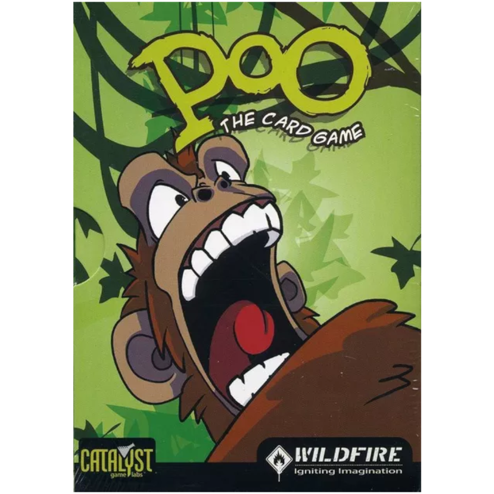 Poo! The Card Game