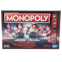 Load image into Gallery viewer, Stranger Things Monopoly