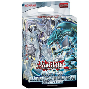 Yu Gi Oh!  Saga of Blue-Eyes White Dragon Structure Deck
