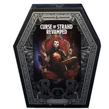 Load image into Gallery viewer, Curse of Strahd: Revamped Premium Edition (D&D Boxed Set)