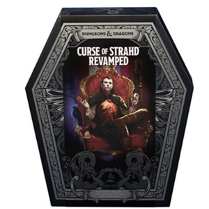 Curse of Strahd: Revamped Premium Edition (D&D Boxed Set)