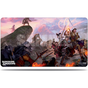 Dungeons & Dragons Playmat