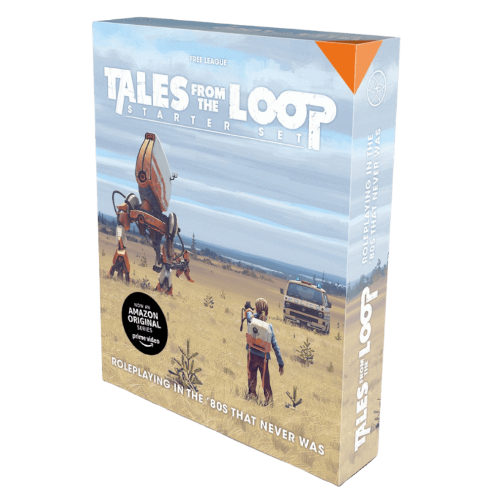Tales from the Loop Intro Box