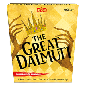 The Great Dalmuti : Dungeons and Dragons