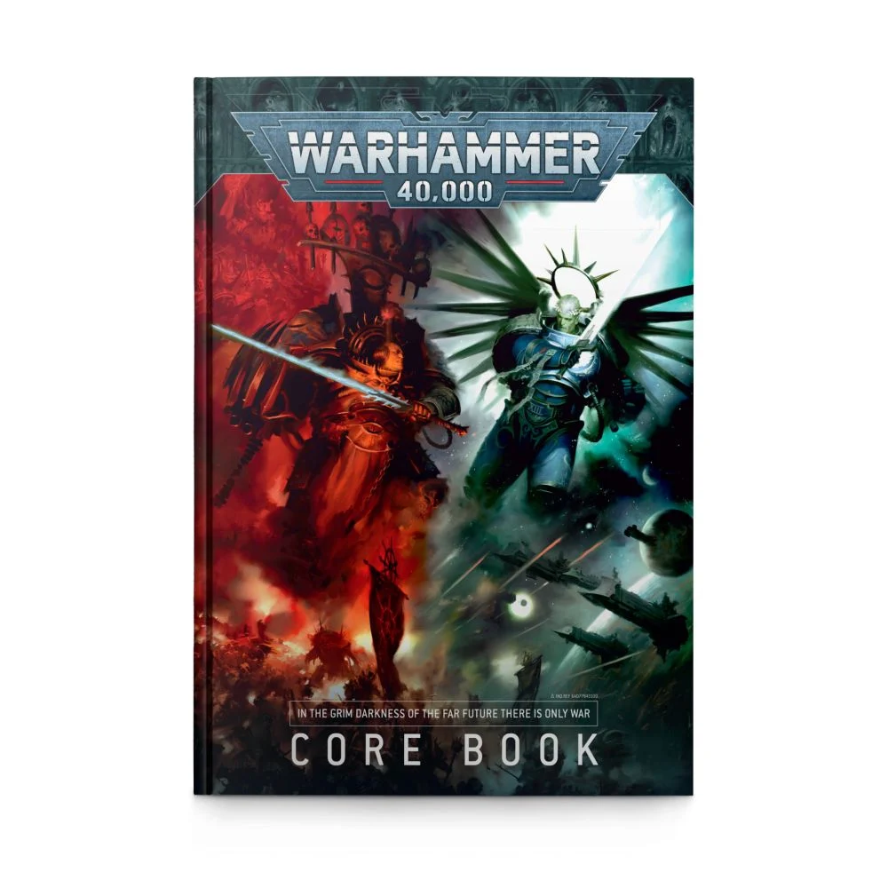 Warhammer 40,000 Core Rule Book - 9th edition