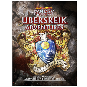 Ubersrelk Adventures : Warhammer Fantasy Roleplay (4th Ed)