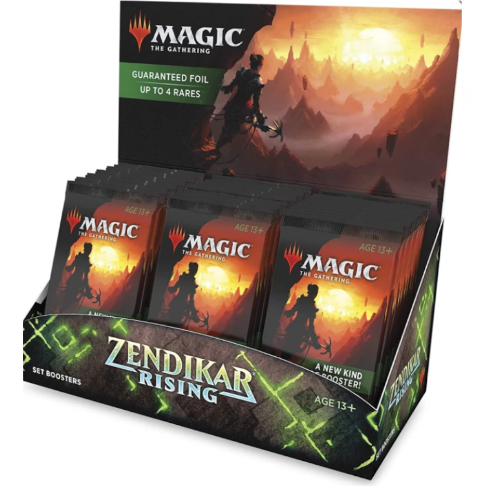 Zendikar Rising Set Booster Box