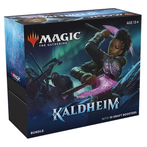 Magic: The Gathering Kaldheim Bundle