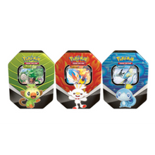 Load image into Gallery viewer, POKEMON TCG: 2020 GALAR STARTER TINS