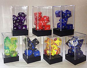 RPG Dice Set - Random Colour