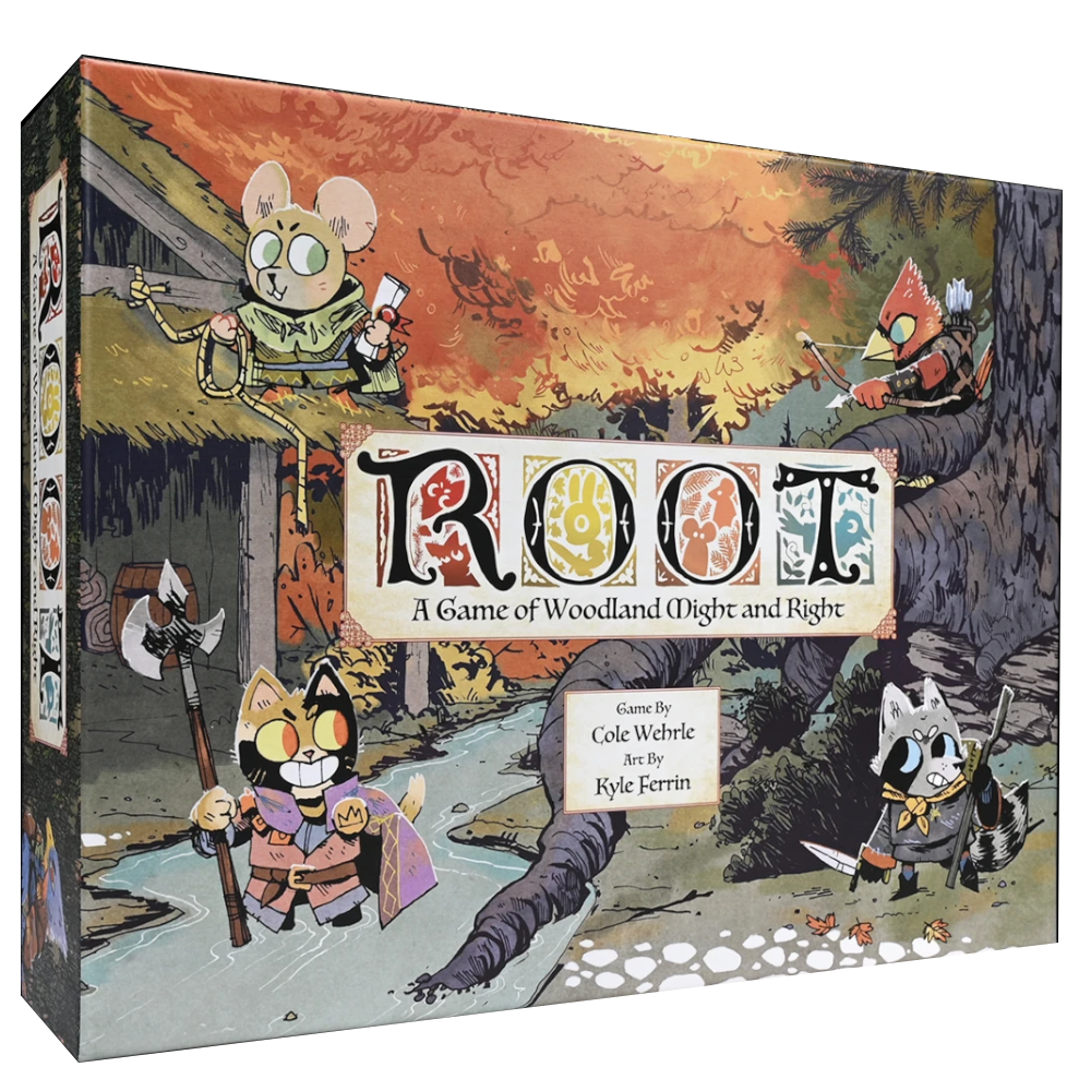 Root : A Game of Woodland Might and Right
