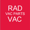 New Radvac Vacuum Cleaners for sale