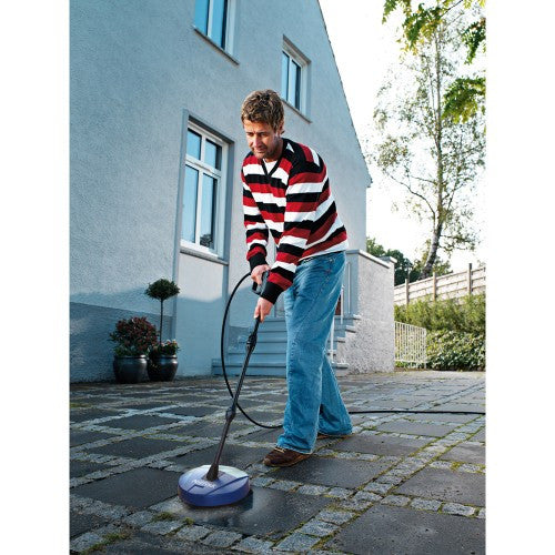 Nilfisk-Alto 128500700 Compact Patio Cleaner - Blue  Radford Vac Centre  - 2