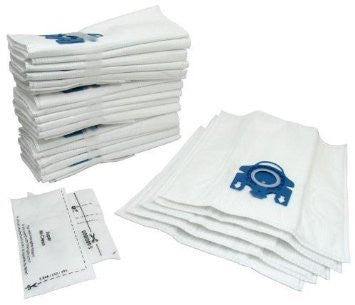 20 X GN Style Micro Fibre Dust Bags and 8 x Filters  Radford Vac Centre  - 1