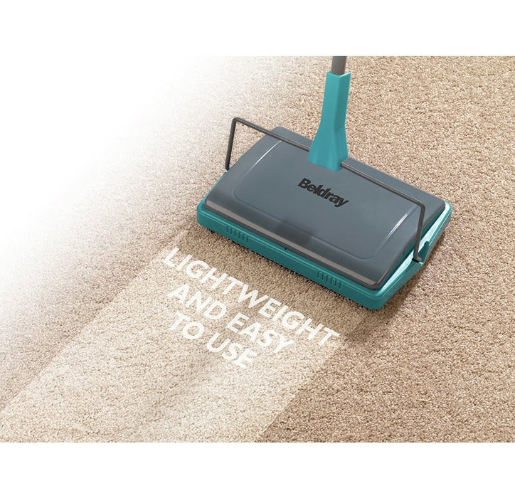 Beldray Carpet Sweeper - Grey